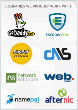 Domain Name Companies